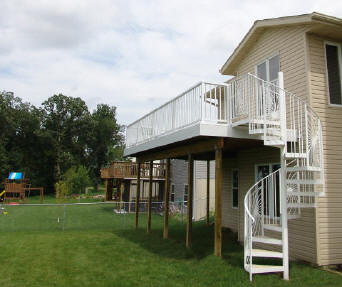 Last-Deck Aluminum Decking